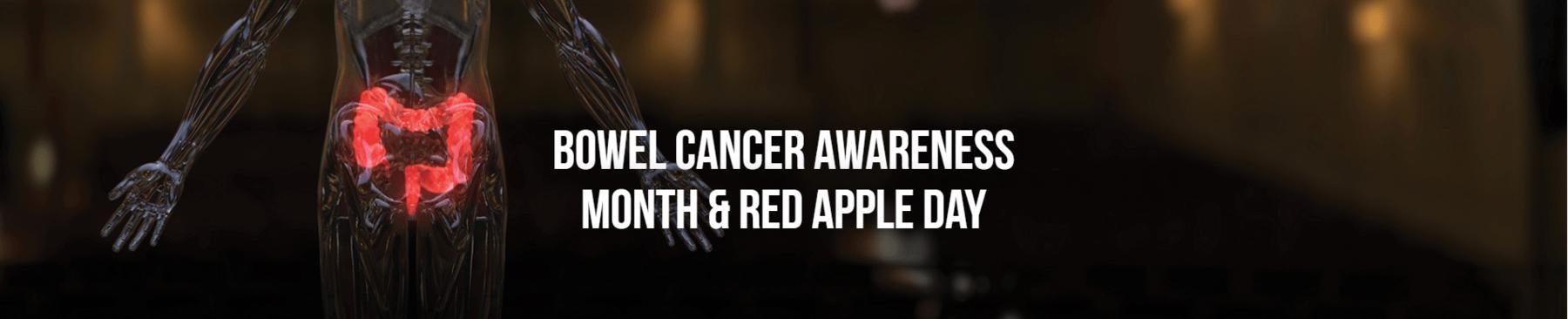 Bowel Cancer Banner