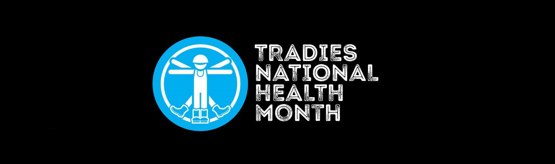 Tradies National Health Month Banner